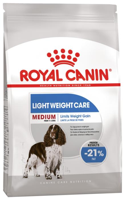 Корм для пожилых собак Royal Canin 3.5 кг (для средних пород)
