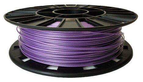Купить Пластик для 3D-принтера REC PLA 1.75мм фиолетовый металлик 750 г по низкой цене с доставкой из Яндекс.Маркета (бывший Беру)
