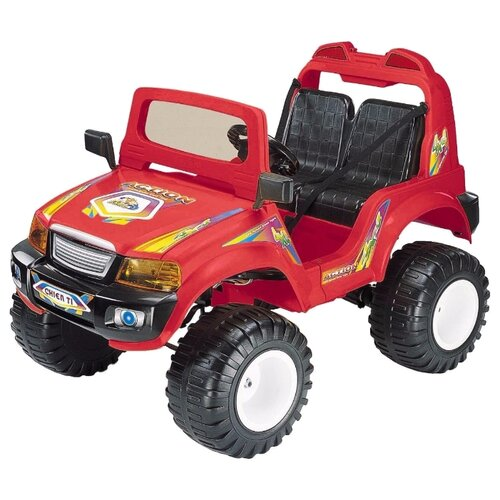 Купить Chien Ti Автомобиль Off Roader 4x4 CT-885R красный, Электромобили