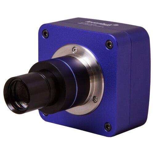 Фото - Камера цифровая LEVENHUK M1400 PLUS 70359 синий/черный камера цифровая levenhuk m300 base