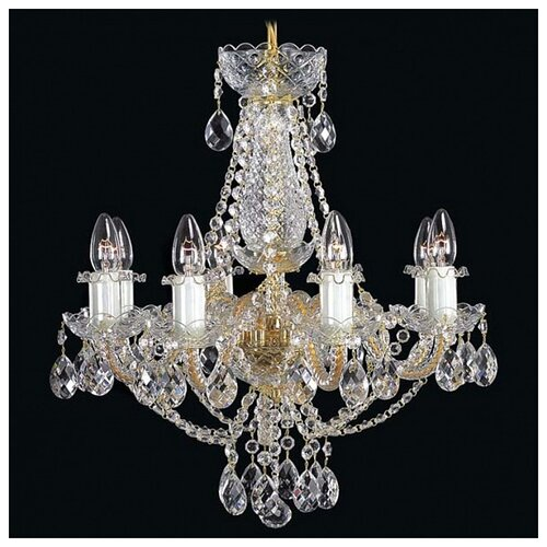 Люстра Elite Bohemia Original Classic 110 110/8/01, E14, 320 Вт люстра bohemia ivele crystal 1402 1402 8 195 g m731 e14 320 вт