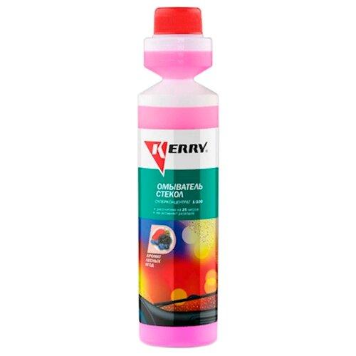 Концентрат жидкости для стеклоомывателя KERRY KR-337, 0.27 л