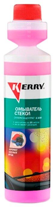 Жидкость для стеклоомывателя KERRY KR-337, 0.27 л