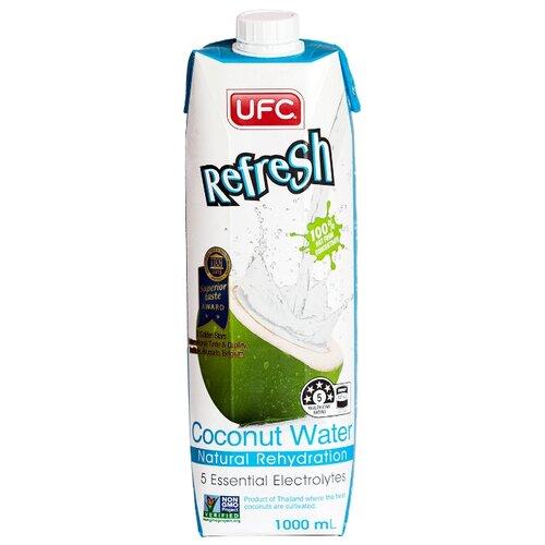 Вода кокосовая UFC Refresh, без сахара, 1 л ufc fight night auckland