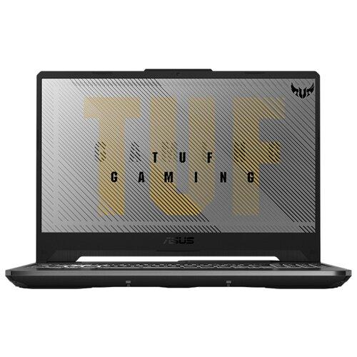 Ноутбук ASUS TUF Gaming A15 FX506IV-HN326T (90NR03L1-M05940), Fortress Gray ноутбук asus tuf gaming a17 fx706iu h7119t 90nr03k1 m03070 fortress gray