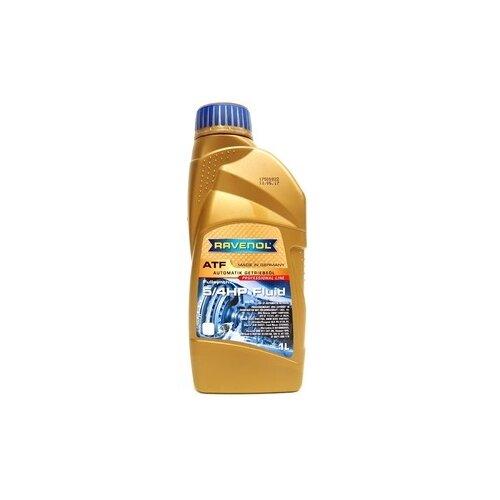 Масло трансмиссионное Ravenol ATF 5/4 HP Fluid 1 1 л недорого