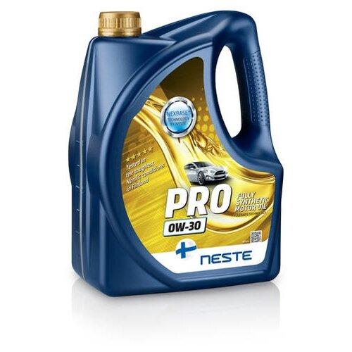 Моторное масло Neste Pro 0W-30 4 л