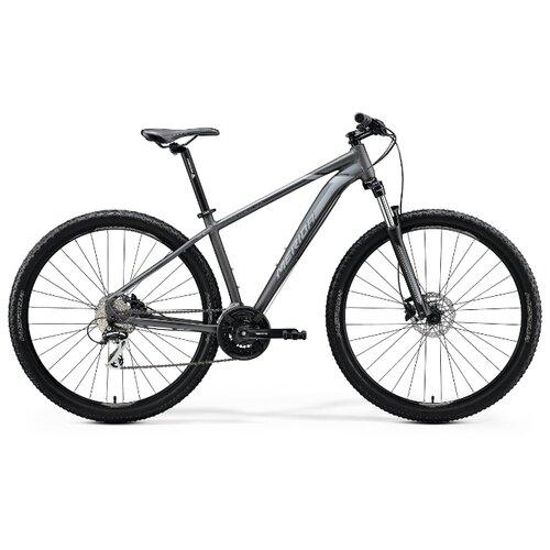 Горный (MTB) велосипед Merida Big.Nine 20-D (2020) matt anthracite/black/silver 17.0