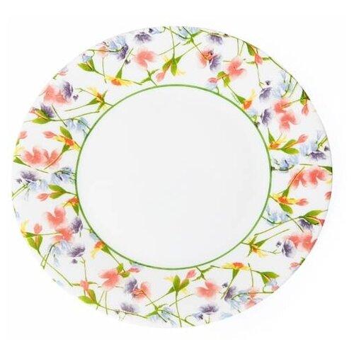Luminarc Тарелка обеденная Armoise 25 см белый