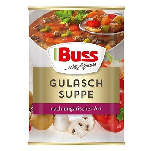 Buss Суп-гуляш По-венгерски 400 мл
