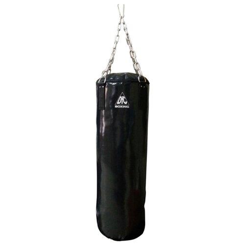 Мешок боксёрский DFC HBPV2 черный мешок боксёрский ufc боксерский 45 кг без наполнителя черный