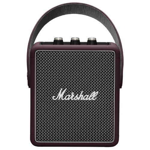 Портативная акустика Marshall Stockwell II burgundy