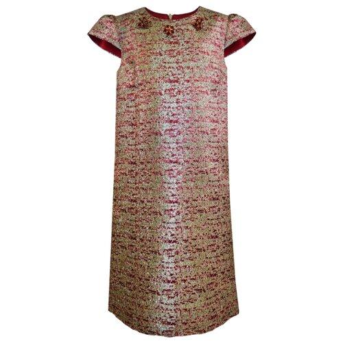 Платье Stefania Pinyagina размер 158, красный
