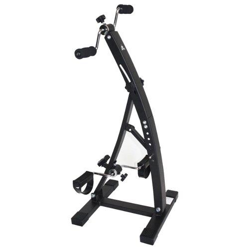 Фото - Вертикальный велотренажер DFC B804 Dual Bike черный вертикальный велотренажер fitex pro u