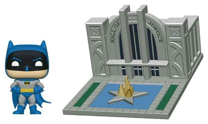 Фигурка Funko POP! Town: Batman 80th: Зал Справедливости 44469 фото 1