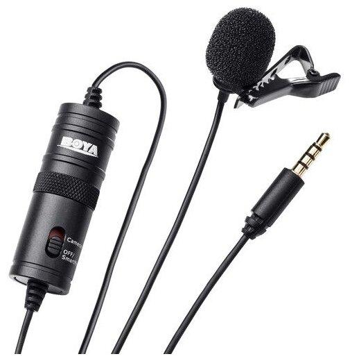 Микрофон BOYA BY-M1 PRO