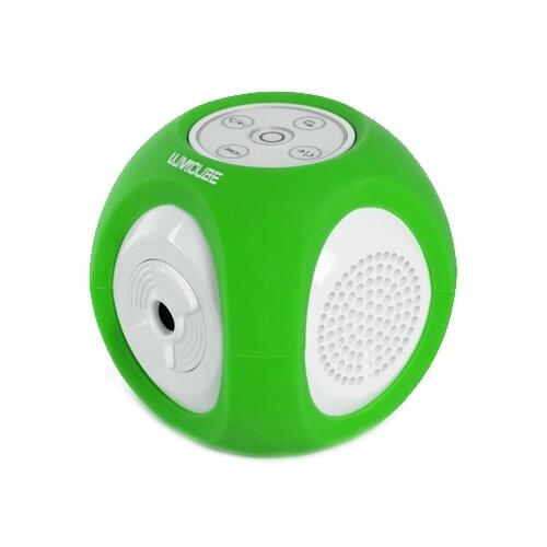 Фото - Карманный проектор LUMICUBE MK1 GREEN карманный проектор vivibright l1 жёлтый белый