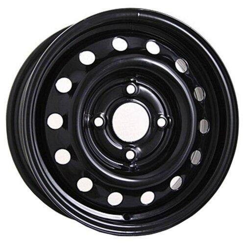 Фото - Колесный диск Trebl X40923 6x15/4x100 D54.1 ET46 Black колесный диск trebl 8030 6x15 5x100 d56 1 et55 black
