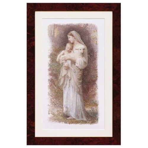 Купить Thea Gouverneur Набор для вышивания 0560А Мадонна, Наборы для вышивания