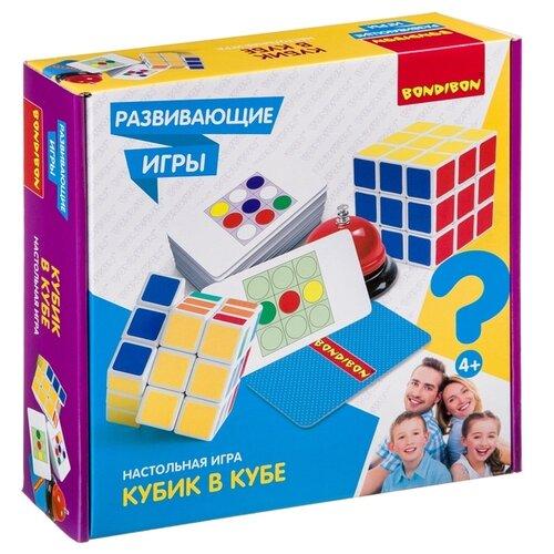 Купить Настольная игра BONDIBON Кубик в кубе ВВ4164, Настольные игры