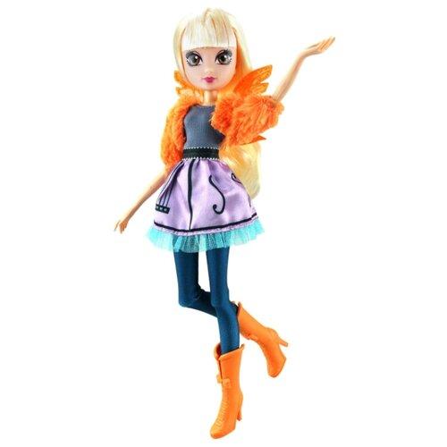 Фото - Кукла Winx Club Музыкальная группа Стелла, 28 см, IW01821903 winx кукла winx club бон бон стелла