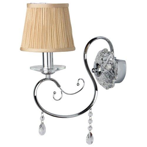 Настенный светильник MW-Light Федерика 379028201, 60 Вт подвесной светильник mw light федерика 4 379017905