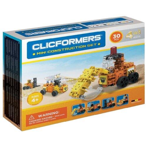 цена Магнитный конструктор Magformers Clicformers 804001 Mini Construction Set онлайн в 2017 году
