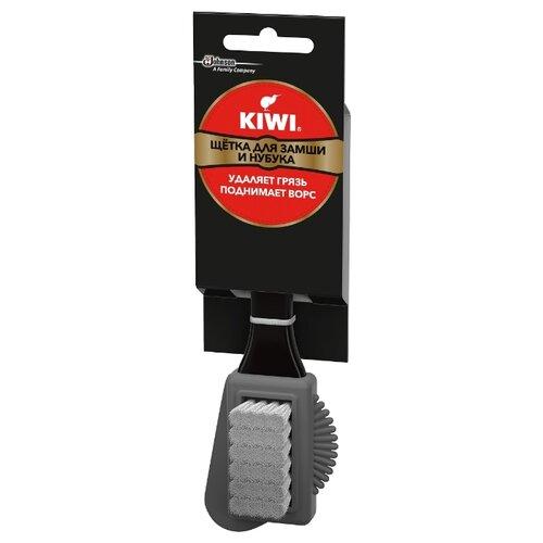 Щетка для обуви Kiwi 3006562 черный/белый