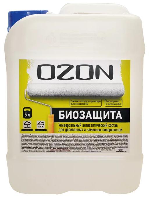 Биоцидная пропитка OZON Биозащита
