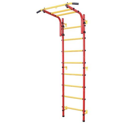 Купить Шведская стенка SportLim DS-11A красный, Игровые и спортивные комплексы и горки