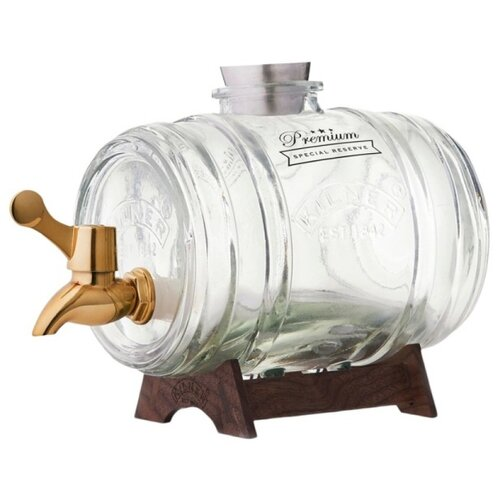 Диспенсер для напитков Kilner K0025.811V прозрачный