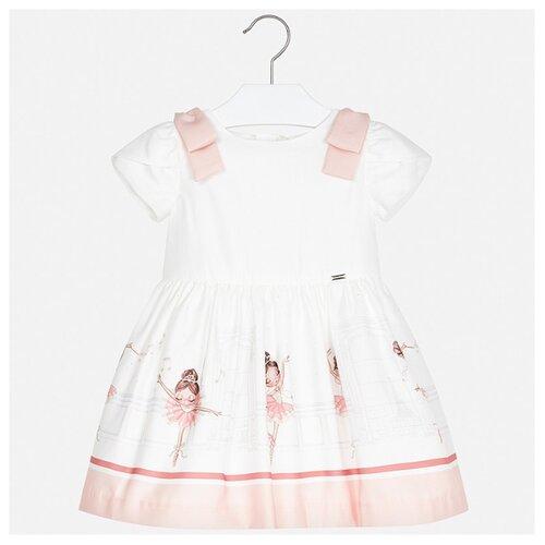 Платье Mayoral размер 110, персиковый