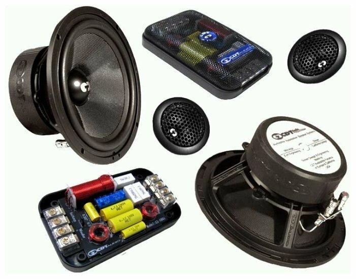 Автомобильная акустика CDT Audio ES 62i