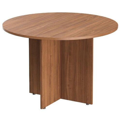 Стол для переговоров Skyland Imago ПРГ-1, d: 110 см, Французский орех