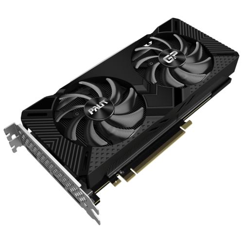 Видеокарта Palit GeForce RTX 2060 SUPER 1470MHz PCI-E 3.0 8192MB 14000MHz 256 bit 3xDisplayPort HDMI HDCP GP Retail