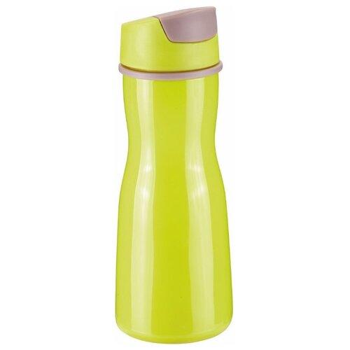Бутылка для воды, для безалкогольных напитков Tescoma Purity 0.7 пластик зеленый