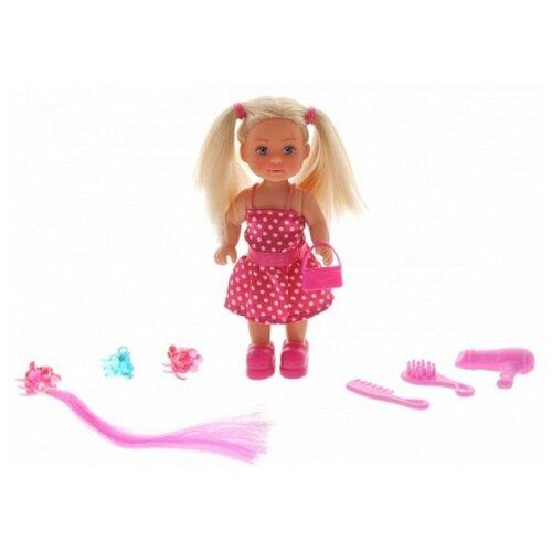 Купить Кукла Simba Еви супер-волосы, 12 см, 5733358-2, Куклы и пупсы