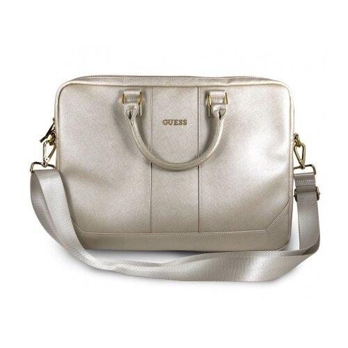 Сумка Guess Saffiano Look 15 бежевый сумка guess сумка