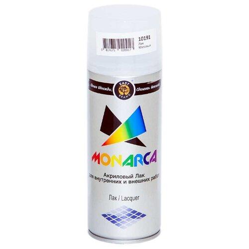 Лак Eastbrand Monarca акриловый бесцветный матовый 520 мл