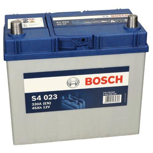 Фото - Автомобильный аккумулятор Bosch S4 023 (0 092 S40 230) автомобильный аккумулятор bosch s4 002 0 092 s40 020