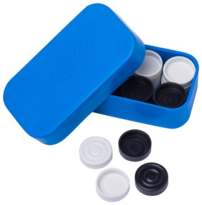 Купить Шашки пластиковые Colton по низкой цене с доставкой из Яндекс.Маркета
