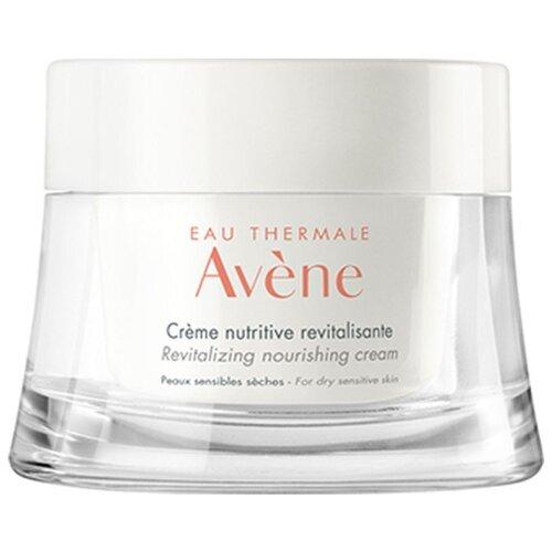 AVENE Revitalizing Nourishing Cream Восстанавливающий питательный крем для лица, 50 мл питательный компенсирующий крем 50 мл avene sensibles