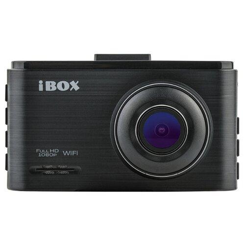 Видеорегистратор iBOX Z-920 WiFi (базовая) черный