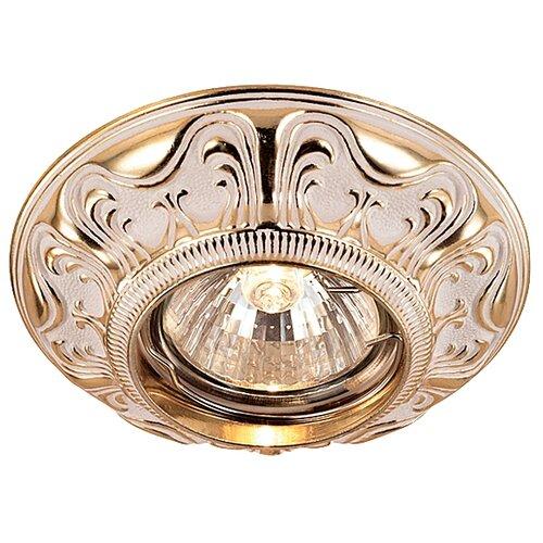 Встраиваемый светильник Novotech Vintage 369853 встраиваемый светильник novotech vintage 369943