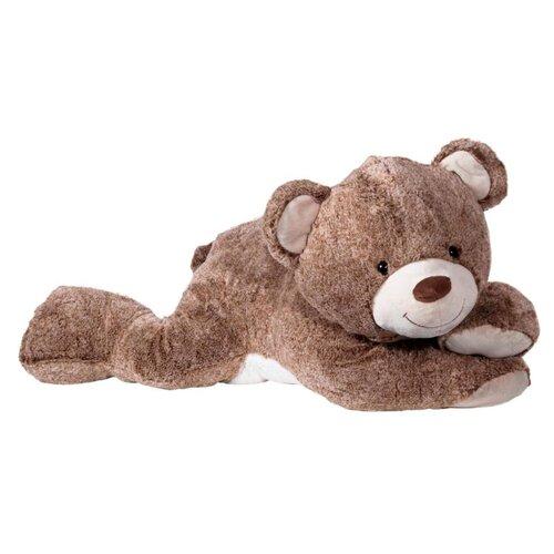 Купить Мягкая игрушка Molli Мишка лежащий 80 см, Мягкие игрушки