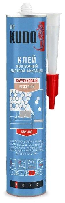 Монтажный клей KUDO KBK 400