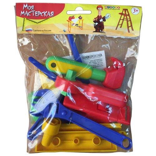 Купить ОГОНЁК Моя мастерская С-1367, Детские наборы инструментов