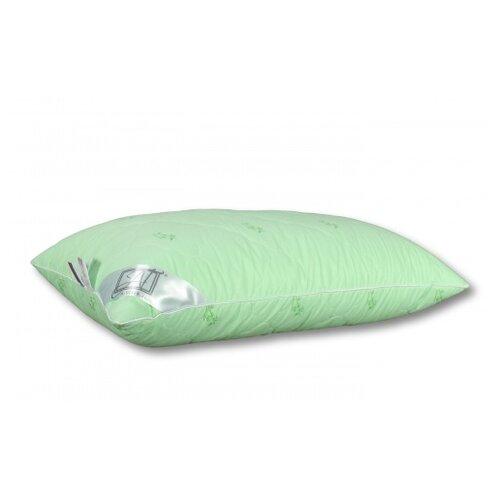 Фото - Подушка АльВиТек Бамбук (ПСБ-05050) 50 х 50 см зеленый подушка декоративная традиция пингвины 50 х 50 см зеленый