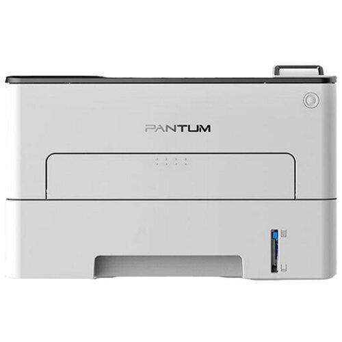 Принтер Pantum P3010DW серый