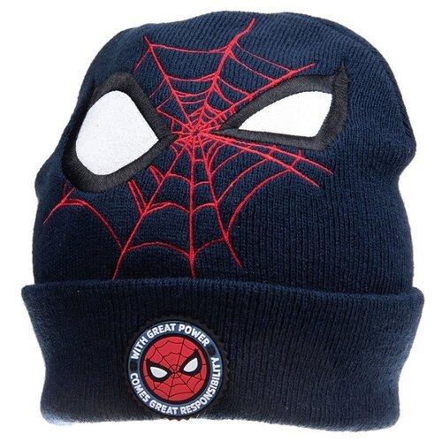 Шапка Good Loot Marvel Spiderman размер 54-64, темно-синий